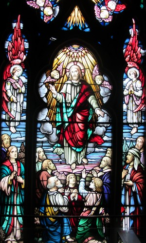 The Ascension Window, Church of the Redeemer, Bloor St., Toronto